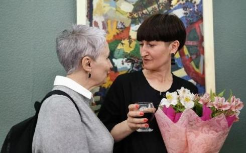 Любовь Гуменюк представила карагандинцам «одичавшую женщину»