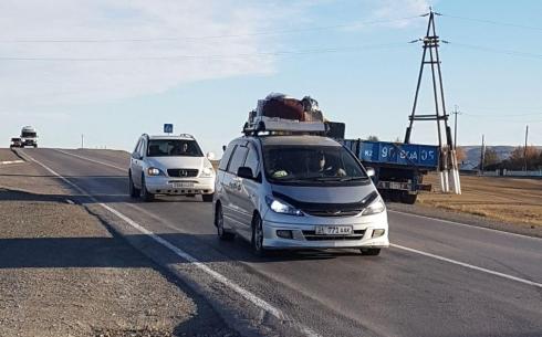 Пьяные, не пристёгнутые и лишенные прав водители мелькают в сводках Карагандинских полицейских