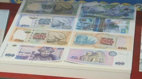 История страны в монетах и купюрах представлена в Караганде
