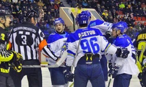 «Номад» обыграл «Темиртау» и вышел вперёд в серии финала плей-офф чемпионата РК