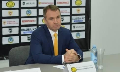Дмитрий Максимов: «Провальный и сумасшедший первый период»