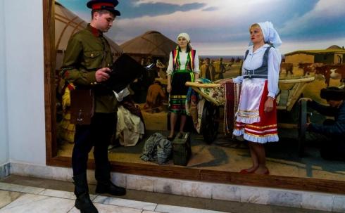 Карагандинцы побывали в ночном музее
