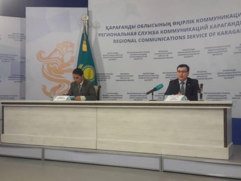 Карагандинские бизнесмены могут получать услуги в режиме онлайн