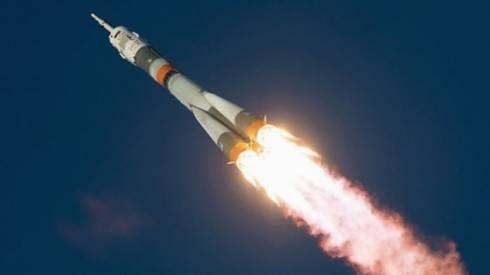 Обломок ракеты