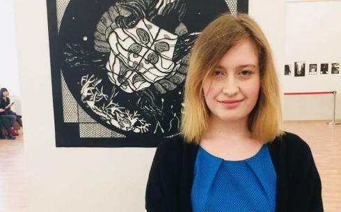 В Караганде откроется выставка 20-летней художницы Елены Кондратьевой