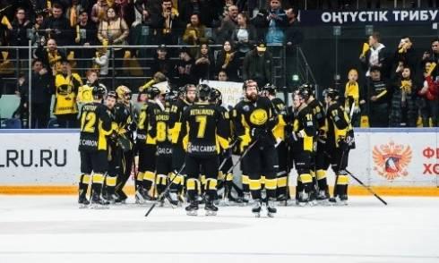 «Сарыарка» установила новый рекорд ВХЛ