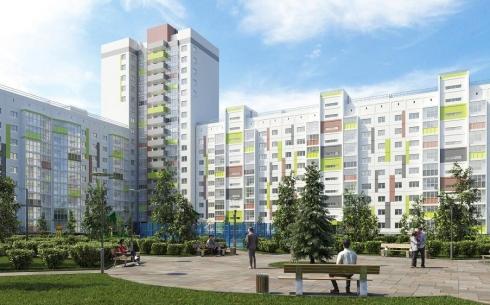 В Новосибирске стартовали продажи домов для комфортной семейной жизни