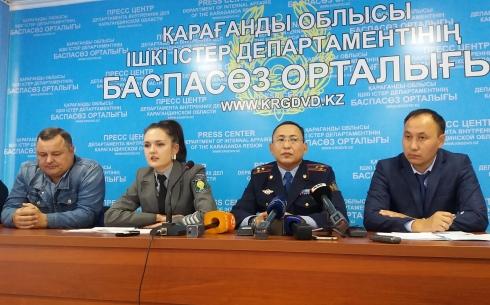 С начала года в Караганде произошло 5 смертельных ДТП с участием автобусов