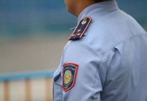 Двух хулиганок задержали полицейские в Балхаше