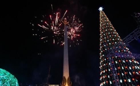 Ожидать ли массовых мероприятий на Новый год в Караганде