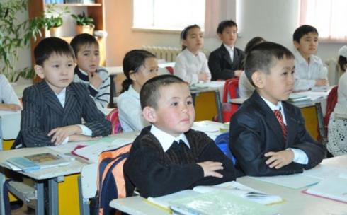 В школах Караганды занятия во второй смене не отменяются