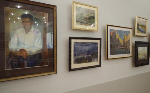 В Караганде открылась выставка  «Воздушная живопись»
