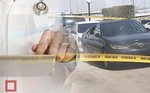 Сбитая на пешеходном переходе в Караганде девушка идет на поправку