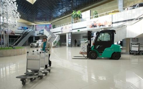 В аэропорте Караганды дневные рейсы были перенесены на более позднее время