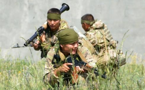Карагандинские военнослужащие готовятся к поездке на международные соревнования в Новосибирск
