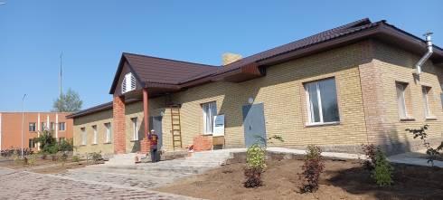 В селе Шахтёрском Нуринского района откроется новая врачебная амбулатория