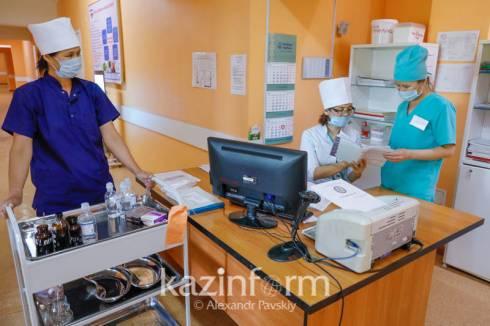 Объемы плановой медпомощи сокращаются в Казахстане