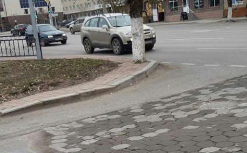 В Караганде асфальтировать участки дорог, где производились работы на водопроводе, будут уже в следующем году
