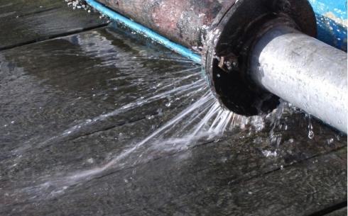 Отключение воды в Караганде позволило выполнить ряд ремонтных работ