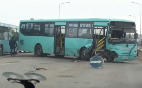 В Карагандинской области с начала года водители общественного транспорта совершили 12 ДТП