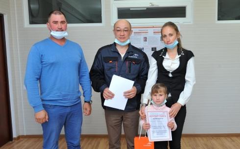 В конкурсе на самое лучшее поздравление шахтеров приняло участие 70 работ