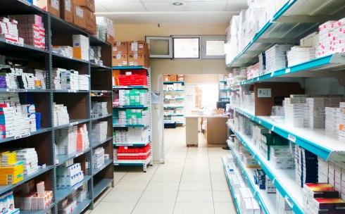 Склады лекарств в области полные – Ержан Нурлыбаев