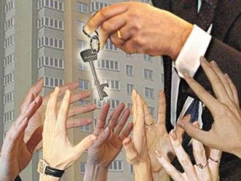 17 419 человек стоят в очереди на получение жилья в Караганде