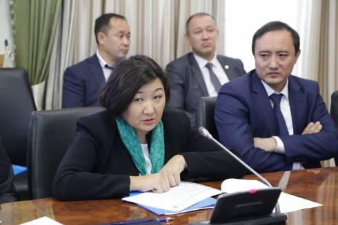 Председатель правления ЖССБ презентовала в Карагандинской области продукт «Корпоративный»