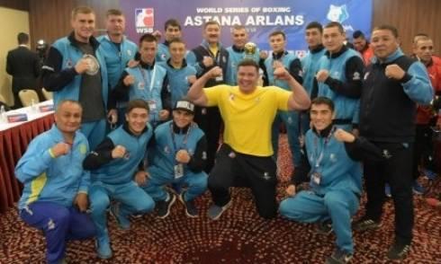 «Astana Arlans» победил «Cuba Domadores» и стал самым титулованным клубом WSB