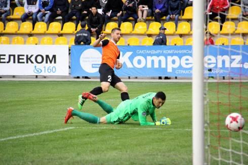 Фоторепортаж с матча Премьер-Лиги «Актобе» — «Шахтер» 2:0
