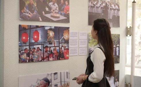 В Караганде открылась выставка об истории Китая