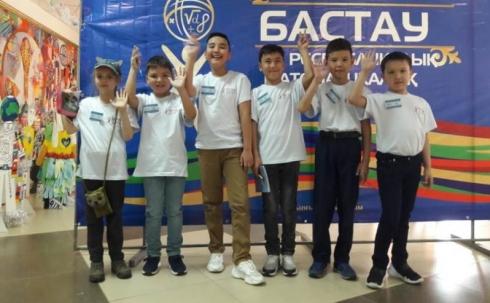 Карагандинцы заняли призовое место на XII Республиканском математическом турнире