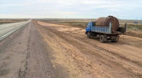 Путь из Караганды до Балхаша сократится на 10 км
