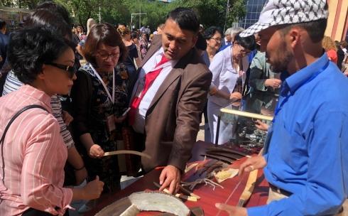 В Жезказгане продолжается международный музейный фестиваль