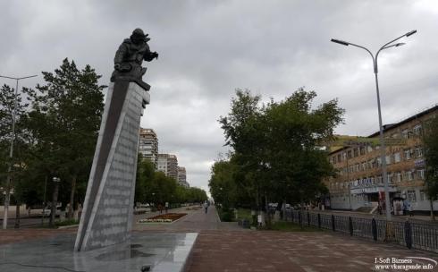 В Караганде изменится облик сквера на проспекте Нуркена Абдирова