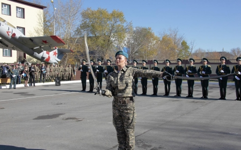 В Карагандинскую школу «Жас улан» поступили 210 новых воспитанников