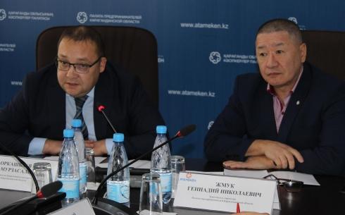 В Караганде владельцам АЗС рассказали о контрольных приборах учета