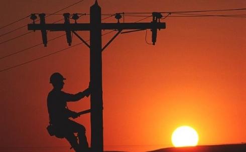 График отключения электроэнергии на 25 апреля