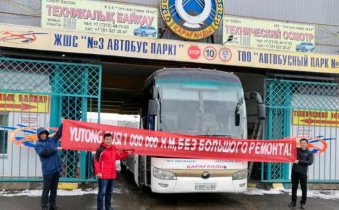 По дорогам Караганды, возможно, будут ездить гибридные автобусы