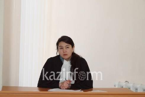 Суд над замначальника ДЧС начался в Караганде