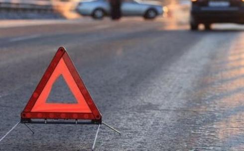 В Карагандинской области после ДТП с тяжелыми травмами госпитализировано пять человек