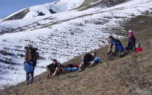 Приют для туристов за деньги немецких спонсоров построят карагандинцы