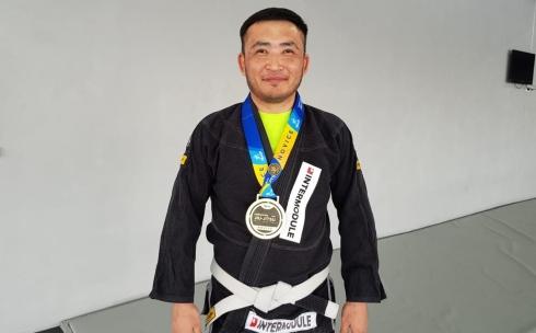 Планирую стать чемпионом мира по джиу джитсу, - Асет Кидирбаев
