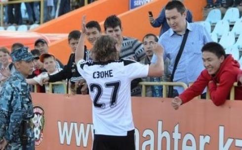 """Юлиус Сзоке: «Надеюсь, что буду играть в следующем сезоне в цветах """"Шахтера""""»"""