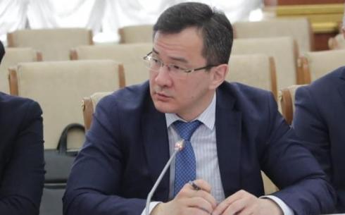 Руководитель управления здравоохранения Карагандинской области Ержан Нурлыбаев проведет прямой эфир