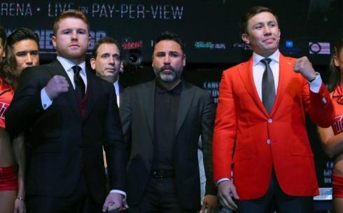 В Караганде трансляцию боя Головкин - Альварес можно будет посмотреть в центре бокса С.Сапиева