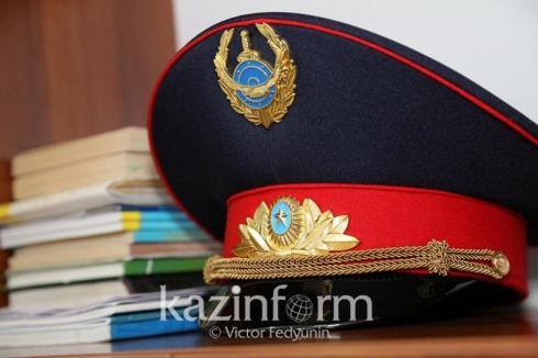 Более двух тысяч преступлений раскрыли за сутки в Казахстане