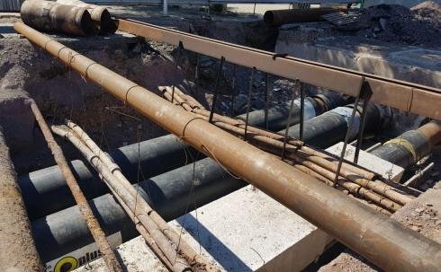 Работы по реконструкции теплосетей в Караганде планируют завершить к 20 сентября