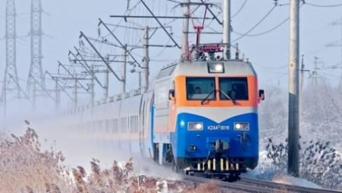 Систему оповещения пассажиров при опоздании поездов введут в Казахстане
