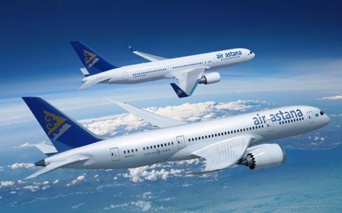 «Эйр Астана» станет одним из крупнейших эксплуатантов самолётов семейства «Airbus» в Центральной Азии и СНГ